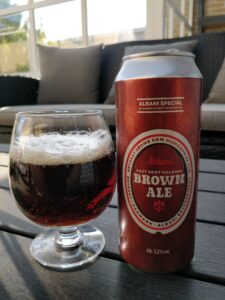 East Kent Golding Brown Ale